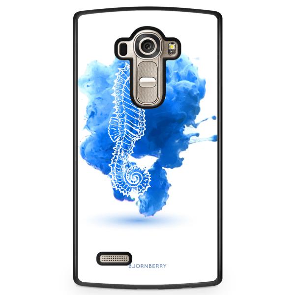 Bjornberry Skal LG G4 - Sjöhäst Blå