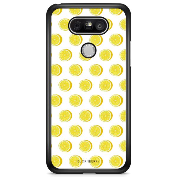 Bjornberry Skal LG G5 - Citroner Vit