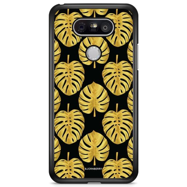Bjornberry Skal LG G5 - Guld Monstera