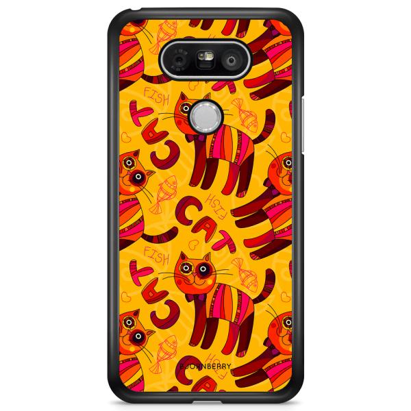 Bjornberry Skal LG G5 - Katt & Fisk