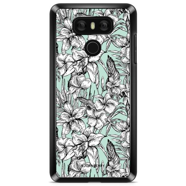 Bjornberry Skal LG G6 - Exotiska Blommor