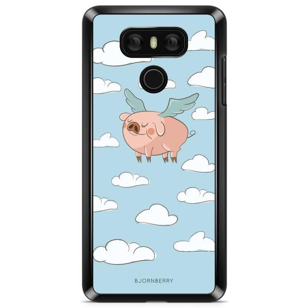 Bjornberry Skal LG G6 - Flygande Gris
