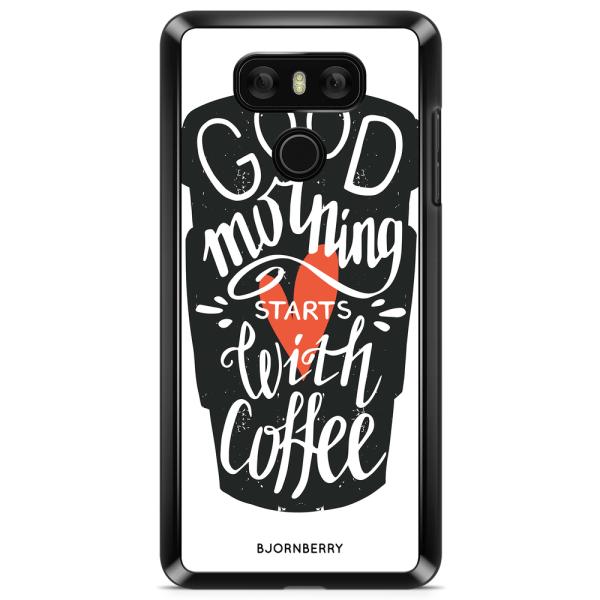 Bjornberry Skal LG G6 - Kaffe
