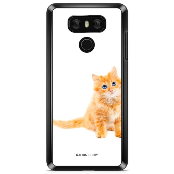 Bjornberry Skal LG G6 - Liten Brun Katt