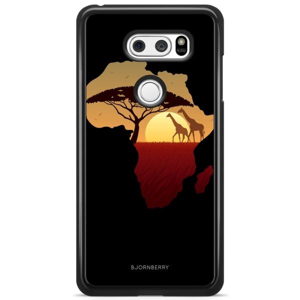 Bjornberry Skal LG V30 - Afrika Svart