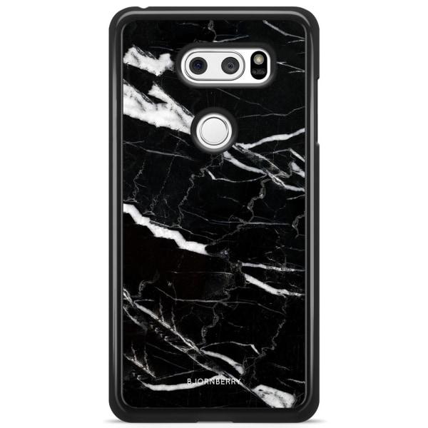 Bjornberry Skal LG V30 - Svart Marmor