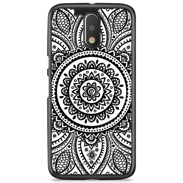 Bjornberry Skal Moto G4/G4 Plus - Henna Mandala