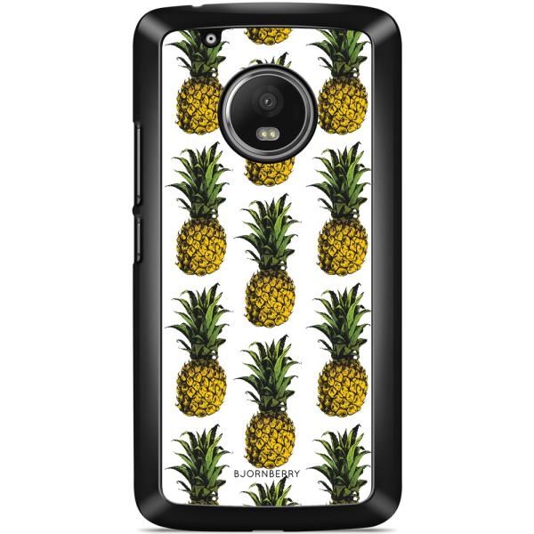 Bjornberry Skal Moto G5 Plus - Ananas
