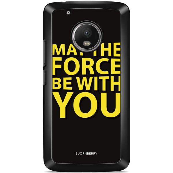 Bjornberry Skal Moto G5 Plus - Force