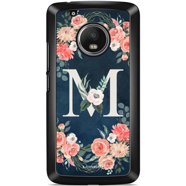 Bjornberry Skal Moto G5 Plus - Monogram M