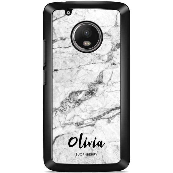 Bjornberry Skal Moto G5 Plus - Olivia