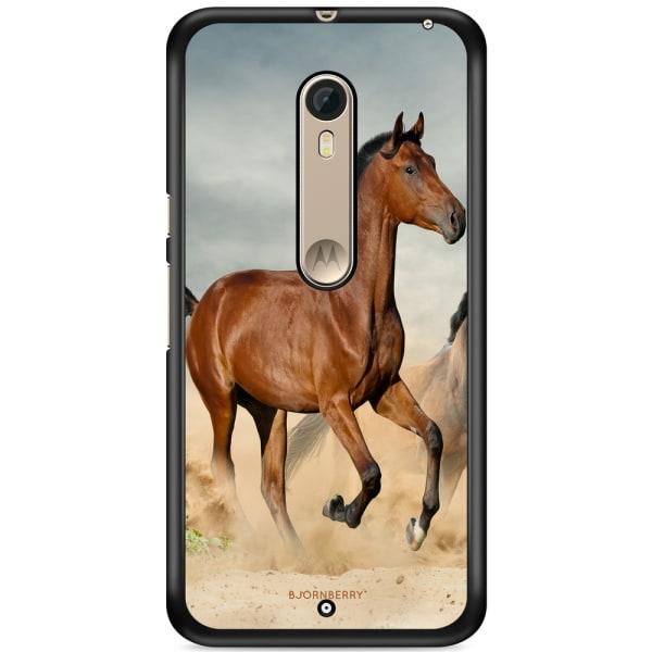 Bjornberry Skal Moto X Style - Häst Stegrar