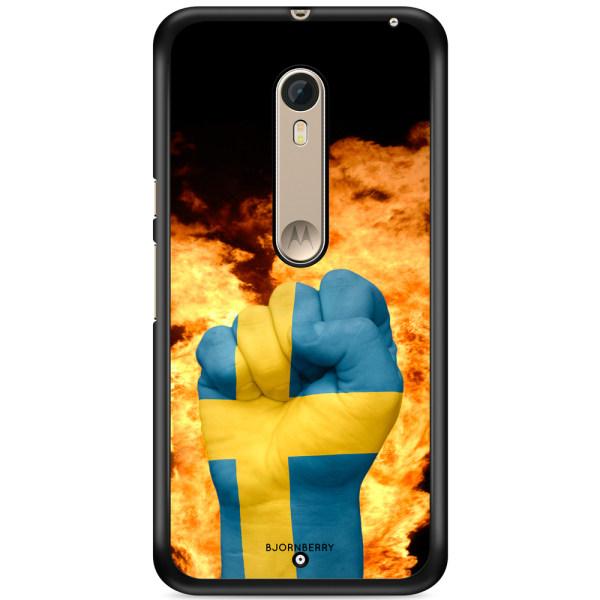 Bjornberry Skal Moto X Style - Sverige Hand
