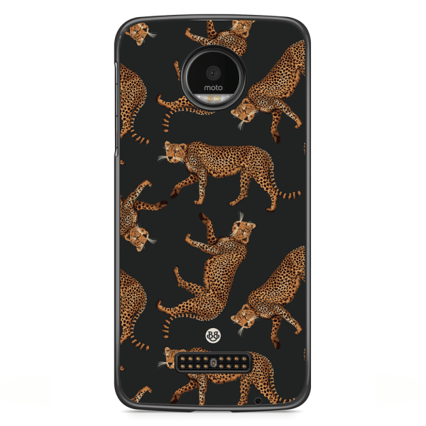 Bjornberry Skal Moto Z2 Play - Cheetah