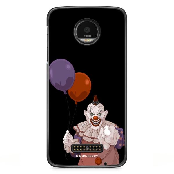 Bjornberry Skal Moto Z2 Play - Scary Clown