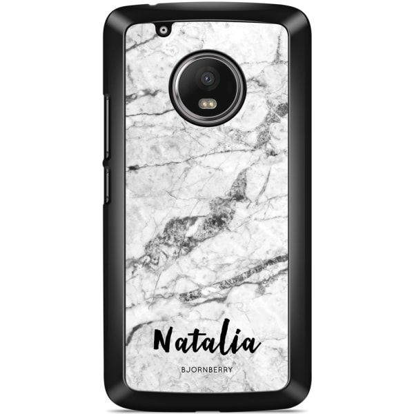 Bjornberry Skal Motorola/Lenovo Moto G5 - Natalia