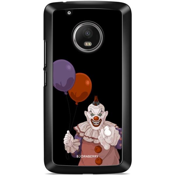 Bjornberry Skal Motorola/Lenovo Moto G5 - Scary Clown