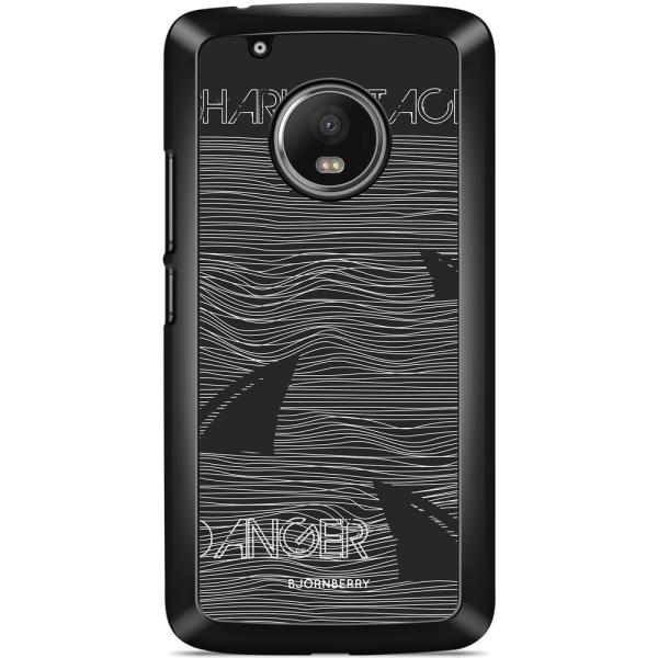 Bjornberry Skal Motorola/Lenovo Moto G5 - Shark Attack