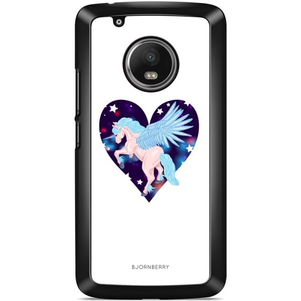 Bjornberry Skal Motorola/Lenovo Moto G5 - Unicorn