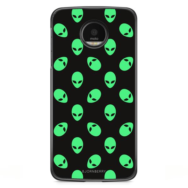 Bjornberry Skal Motorola Moto G5S Plus - Alien