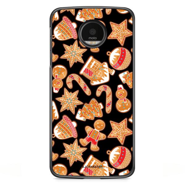 Bjornberry Skal Motorola Moto G5S Plus - Jul Pepparkakor