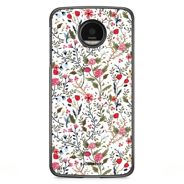 Bjornberry Skal Motorola Moto G5S Plus - Kolibrier