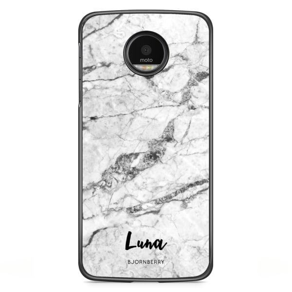 Bjornberry Skal Motorola Moto G5S Plus - Luna