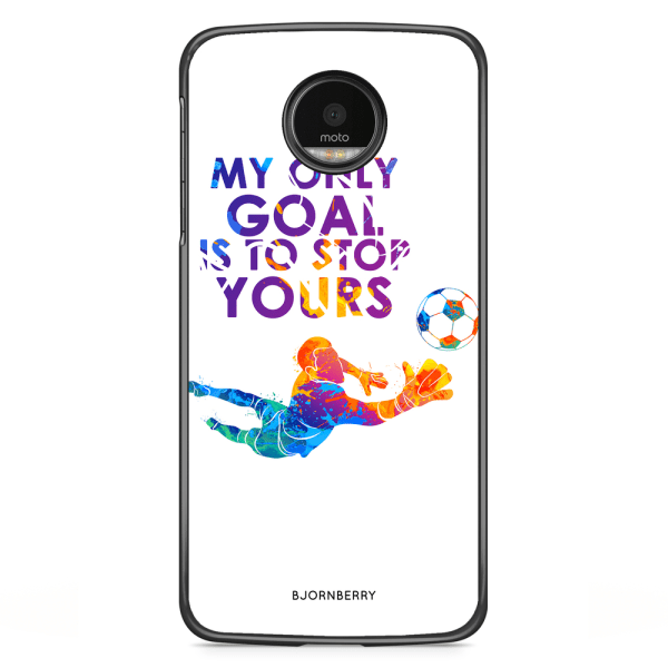 Bjornberry Skal Motorola Moto G5S Plus - My only goal