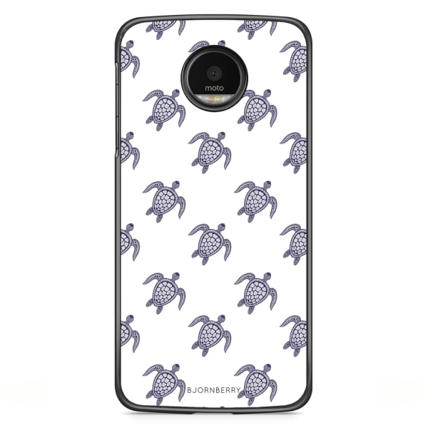 Bjornberry Skal Motorola Moto G5S Plus - Sköldpaddor