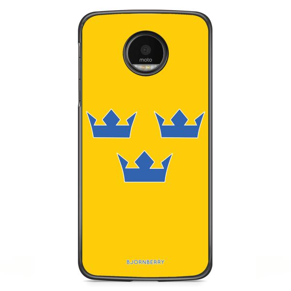 Bjornberry Skal Motorola Moto G5S Plus - Tre Kronor
