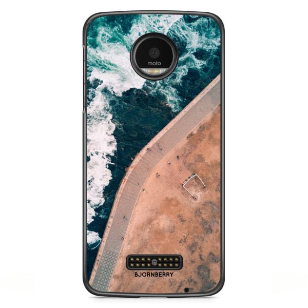 Bjornberry Skal Motorola Moto Z - Hamn