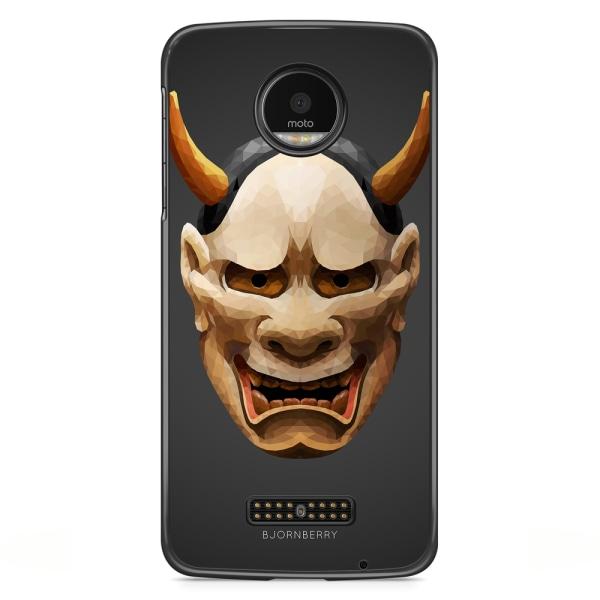 Bjornberry Skal Motorola Moto Z - Hannya Mask