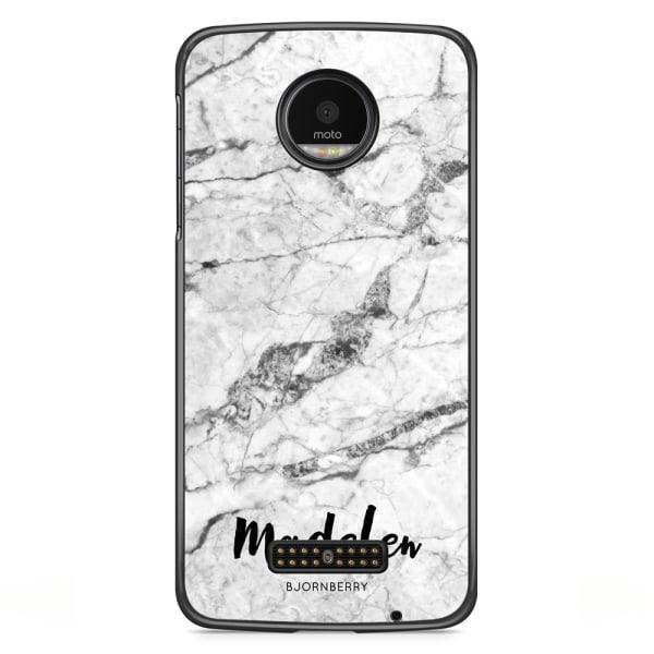 Bjornberry Skal Motorola Moto Z - Madelen