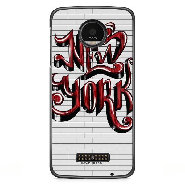 Bjornberry Skal Motorola Moto Z - New York