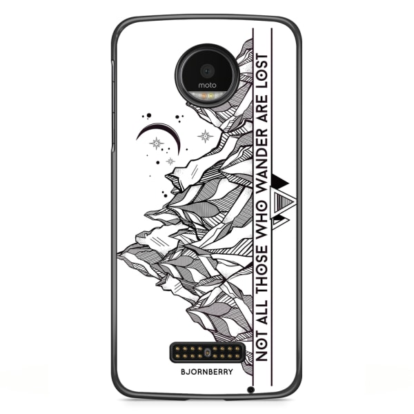 Bjornberry Skal Motorola Moto Z - Nomad