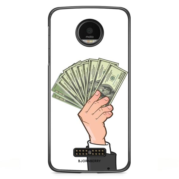 Bjornberry Skal Motorola Moto Z - Stålar