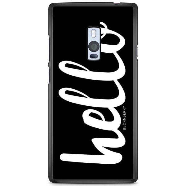 Bjornberry Skal OnePlus 2 - Hello Vit