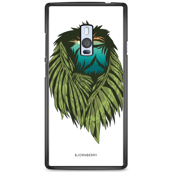 Bjornberry Skal OnePlus 2 - Löv Lejon
