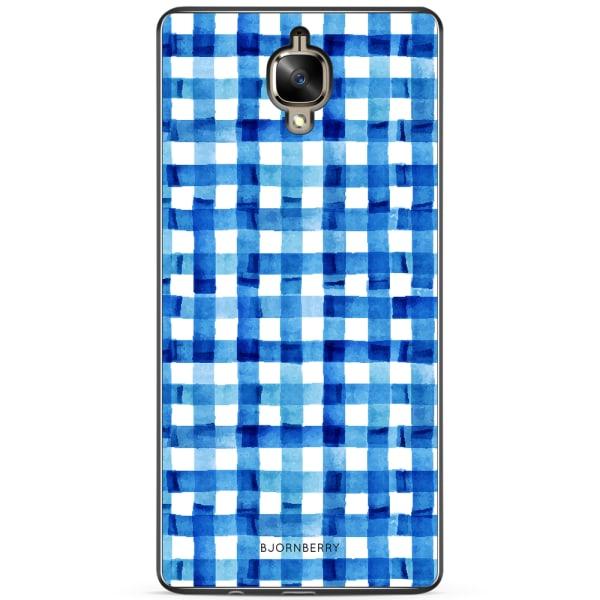 Bjornberry Skal OnePlus 3 / 3T - Blå Ränder
