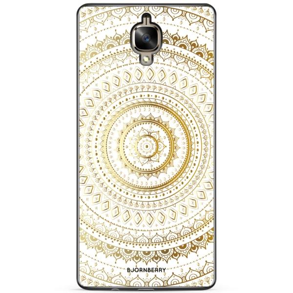Bjornberry Skal OnePlus 3 / 3T - Guld Mandala