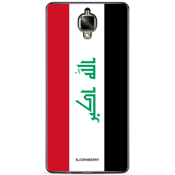 Bjornberry Skal OnePlus 3 / 3T - Irak