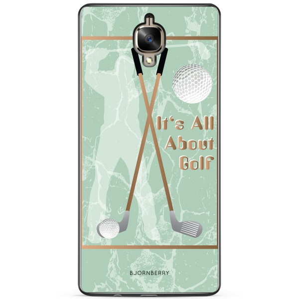 Bjornberry Skal OnePlus 3 / 3T - It's All About Golf