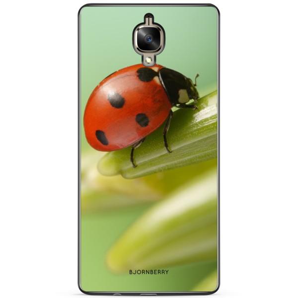 Bjornberry Skal OnePlus 3 / 3T - Nyckelpiga