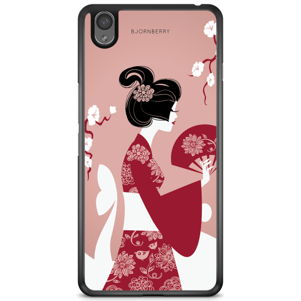 Bjornberry Skal OnePlus X - Japansk Kvinna