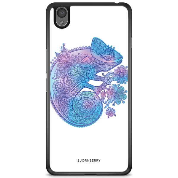 Bjornberry Skal OnePlus X - Mandala kameleont