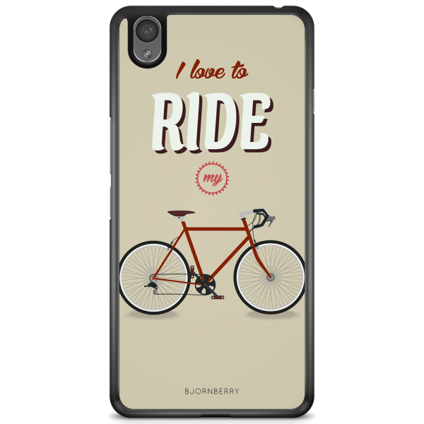 Bjornberry Skal OnePlus X - Ride My Bicycle