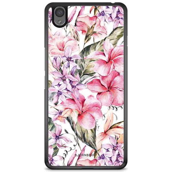 Bjornberry Skal OnePlus X - Vattenfärg Blommor