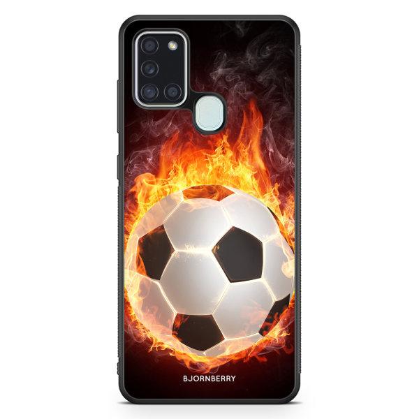 Bjornberry Skal Samsung Galaxy A21s - Fotboll