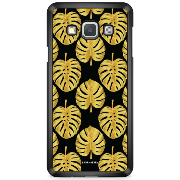 Bjornberry Skal Samsung Galaxy A3 (2015) - Guld Monstera
