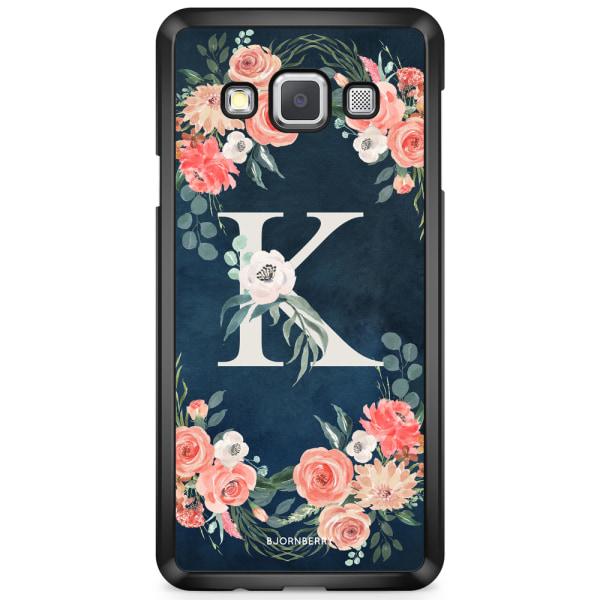 Bjornberry Skal Samsung Galaxy A3 (2015) - Monogram K